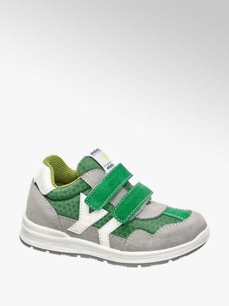 elefanten Elefanten WEITE MITTEL детские ботинки серо-зеленый 1419691