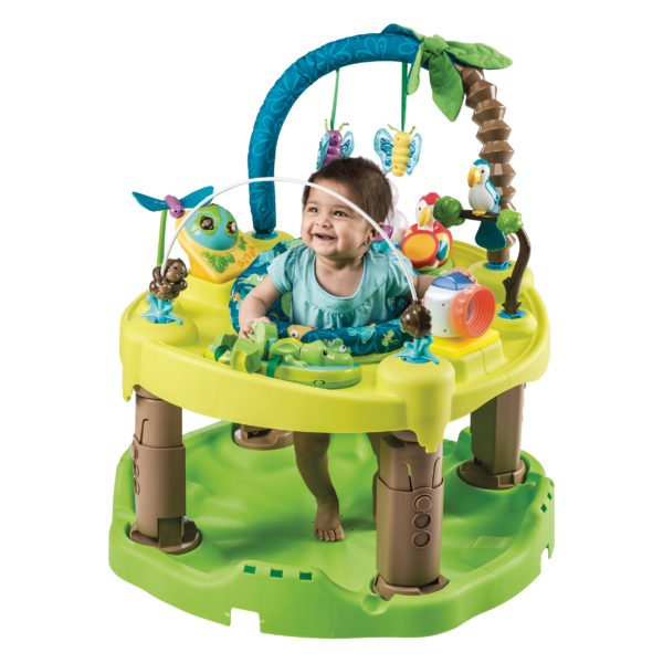 ExerSaucer Triple Fun ігровий центр
