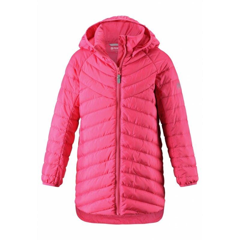 reima Reima Filpa куртка-пуховик демисезонная для девочек 4590 розовый 531342