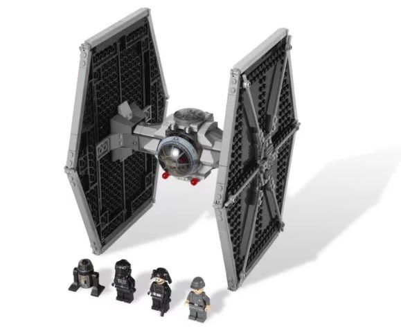 Lego Star Wars 9492 TIE Fighter Истребитель TIE