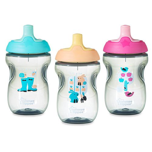 Tommee Tippee Спорт 44702097 стакан в ассортименте 300 мл