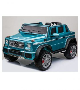 Kidsauto Mercedes-Benz Maybach G650 AMG електромобіль
