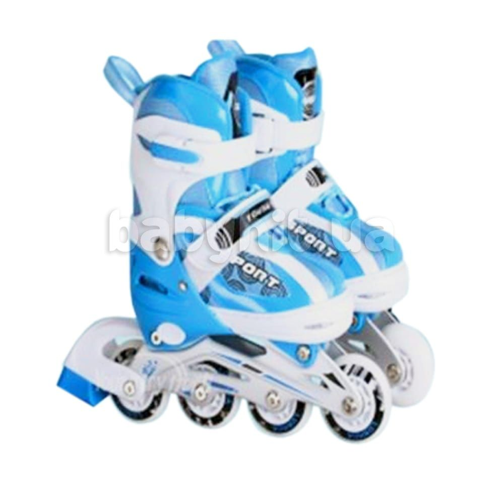 b3e0a558863807 Babyhit Дитячі ролики світяться колеса розмір S. Ціна, купити ...
