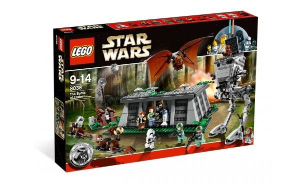 Lego Star Wars 8038 The Battle of Endor Битва на Эндоре