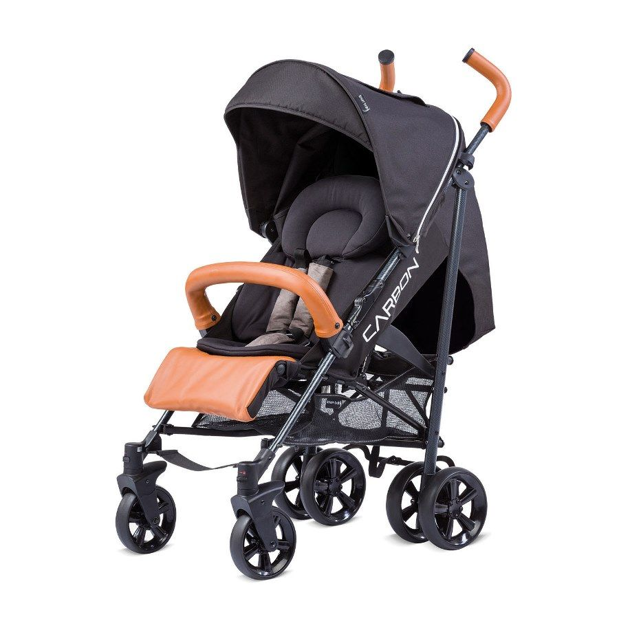 KnorrBaby Carbon Art прогулочная коляска