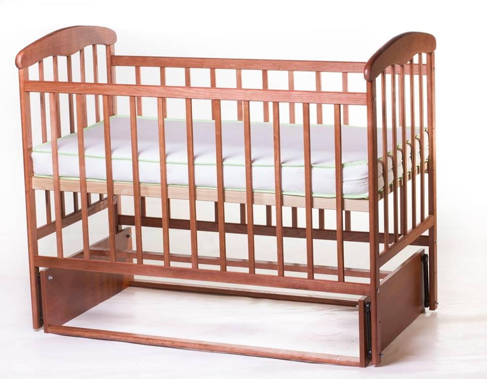 Вибір дитячого ліжечка: види, конструкція, особливості