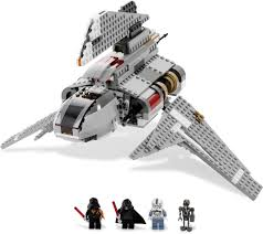 Lego Star Wars 8096 Emperor Palpatine's Shuttle Шаттл Императора Палпатина