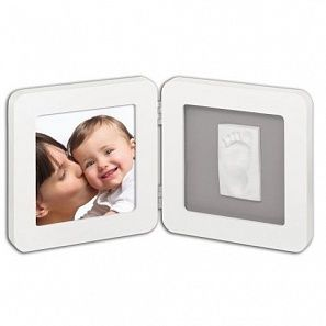 Рамочка Baby Art Print Framewhite & grey
