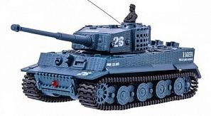 Great Wall Toys Tiger танк мікро р/у 1:72 зі звукомGWT2117-4#gray