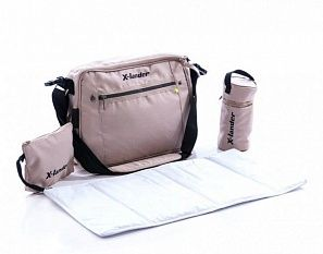 X-Lander сумка к коляске X-Bag Outdoor 14Beige