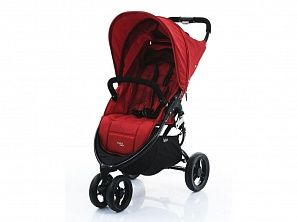 Valco baby Snap 3 прогулочная коляскаCarmine red#9303