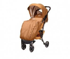 4baby Smart прогулянкова коляска 4baby_smart_brown