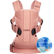 BabyBjorn BB®Baby Carrier ONE Coral crab, Cotton Mix рюкзак-кенгуру