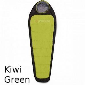Trimm Impact спальник kiwi green-dark grey 185 L, 195 L, 195 R