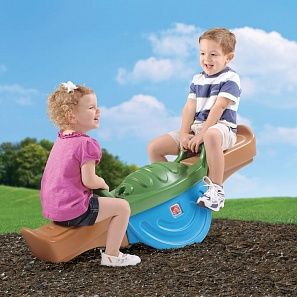 STEP2 PLAY UP TEETER TOTTER дитяча качеля