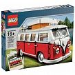 "Lego Exclusive ""Volkswagen T1 фургон-кемпер"" конструктор"