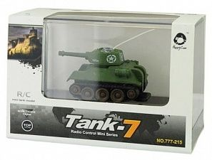 Great Wall Toys Tank-7 микро р/у