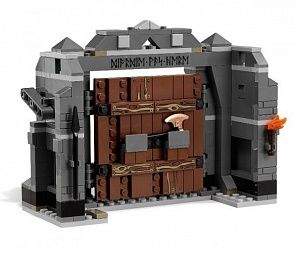 LEGO THE LORD OF THE RINGS 9473 The Mines of Moria Шахти Морії конструктор