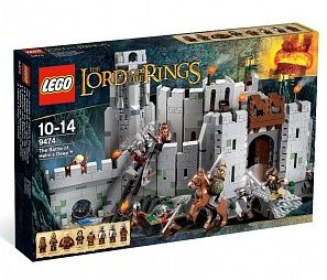 "Lego The Lord of the Rings ""Битва за Хельмовую впадину"" конструктор"
