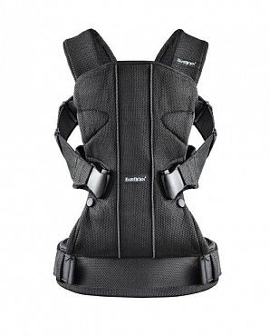 Эрго рюкзак BabyBjorn Carrier ONE MeshBlack, Mesh