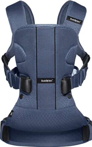 Эрго рюкзак BabyBjorn Carrier ONE MeshNavy Blue