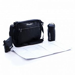 X-Lander сумка к коляске X-Bag Outdoor 14black#9005120