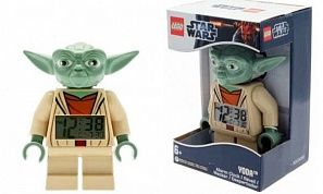 LEGO Star Wars 9003080 Yoda Alarm Clock Будильник Йода
