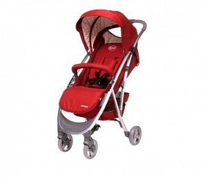 4baby Smart прогулянкова коляска 4baby_smart_red