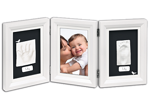 Рамочка Baby Art Double Print FrameWhite & Black