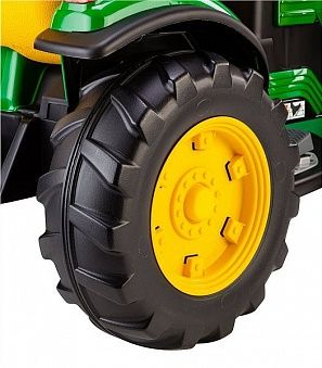 Peg-Perego John Deere Ground Loader екскаватор