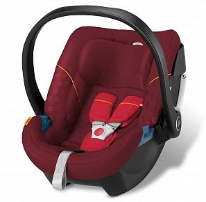 ‎GoodBaby international Artio автокреслоDragonfire Red-red