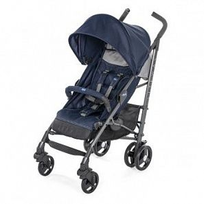 Chicco  Lite Way 3 Top Stroller прогулянкова коляска 79595.39