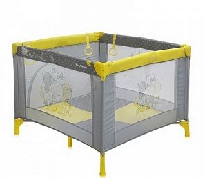 Bertoni Play Station манеж18181#yellow elephants