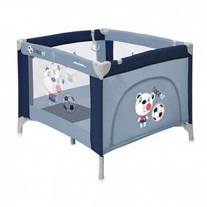 Bertoni Play Station манеж17422#blue soccer
