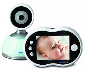 Відеоняня Tomy Digital Video Plus TDV-450Tomy Digital Video Plus TDV-450