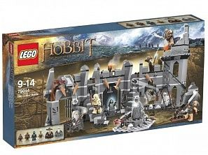 LEGO THE HOBBIT Dol Guldur Battle Битва у Дол-Гулдора конструктор