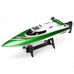 Fei Lun High Speed Boat катер на р/у 2.4GHzFL-FT009g#green