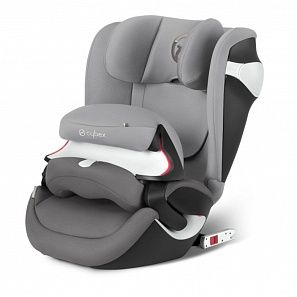 Cybex Juno М-fix Infra Red автокріслоManhattan Grey mid grey