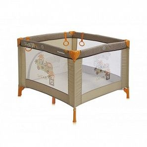 Bertoni Play Station манежbeige safari tours