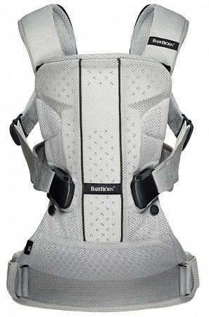 Эрго рюкзак BabyBjorn Carrier ONE MeshSilver