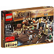 LEGO THE HOBBIT 79004 Barrel Escape Побег в бочках конструктор
