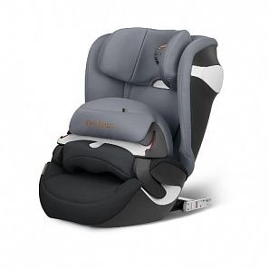 Cybex Juno М-fix Infra Red автокріслоBlack-dark grey PU2