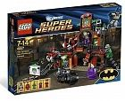 LEGO Super Heroes The Dynamic Duo Funhouse Escape Побег Бэтмена и Робина из