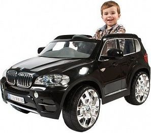 Rollplay BMW - X5 SUV, 12V електромобіль black