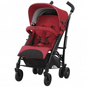 Kiddy Evocity 1 прогулянкова коляскаRuby Red#4604FEC071