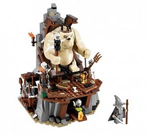 "Lego the Lord of the Rings ""Битва з королем гоблінів"" конструктор"