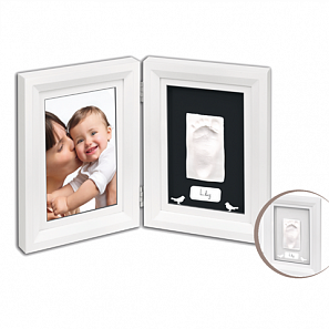 Рамочка Baby Art Print Framewhite & black