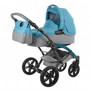 Knorrbaby Voletto Happy Colour коляска 2 в 1