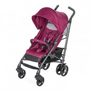 Chicco  Lite Way 3 Top Stroller прогулянкова коляска 79595.23