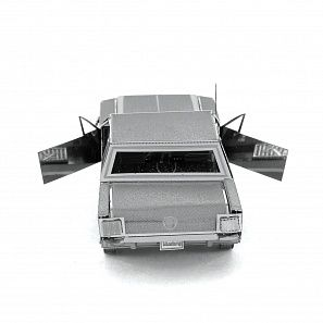 Metal Earth 1965 Ford Mustang Coupe, збірна металева модель 3D